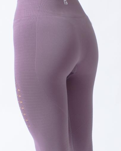 purple squat proof legging fitgal