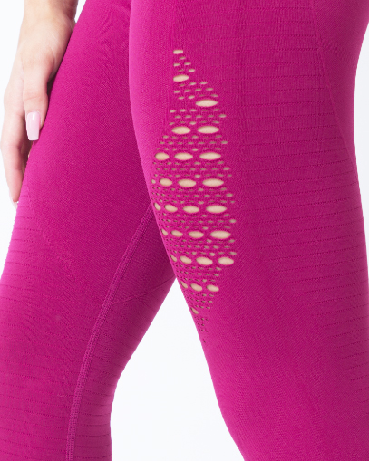 red squat proof leggings fitgal activewear