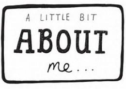little bit about me