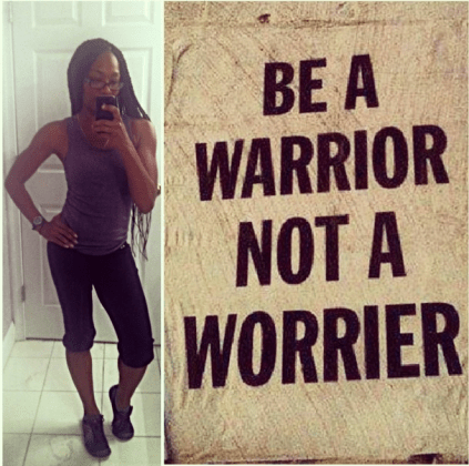 Be a Warrior