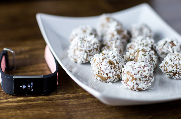Paleo Post Workout Protein Balls