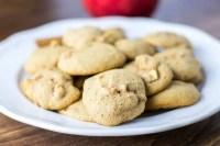 Paleo Apple Spice Cookies