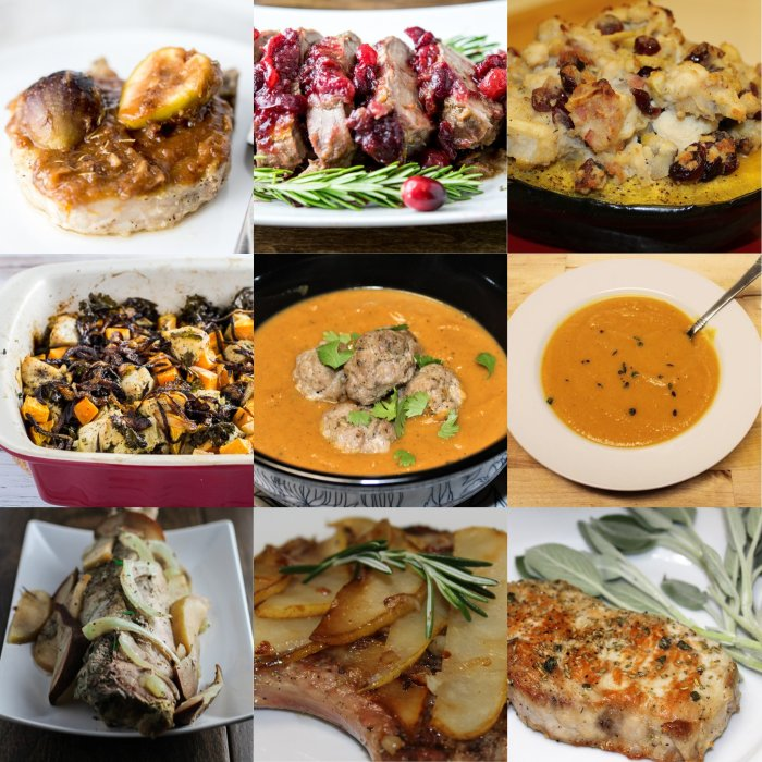 Paleo Winter Meals