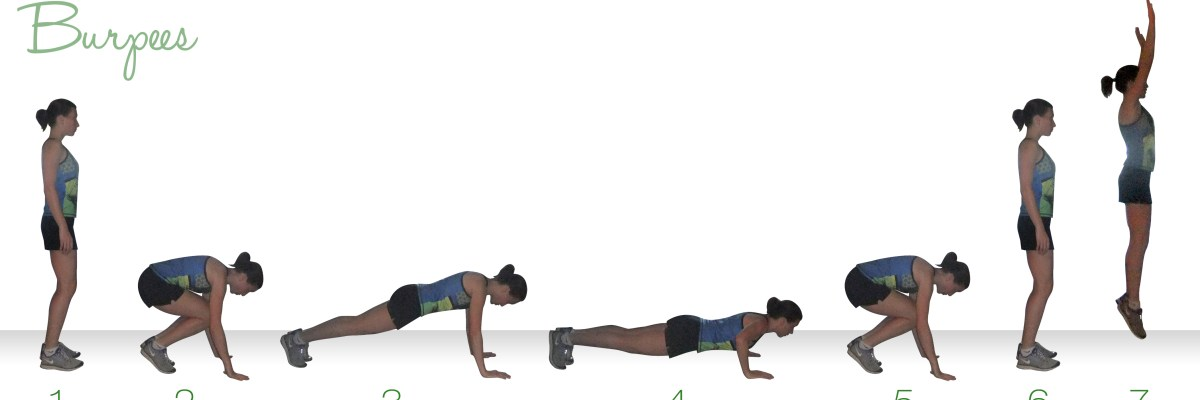 Chest To Floor Burpee Fitician