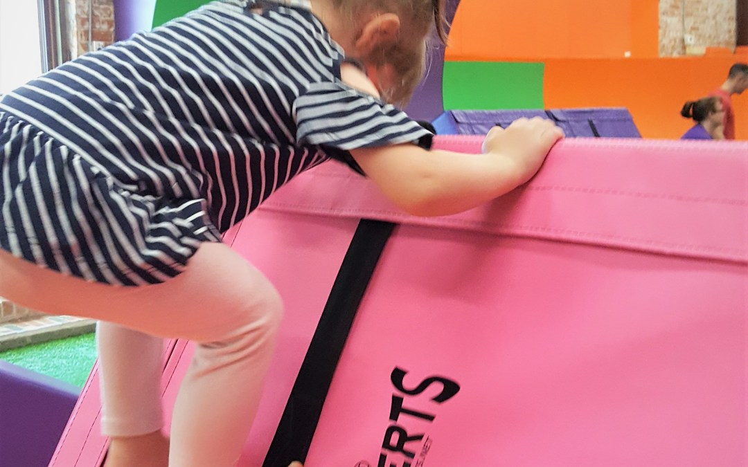 Weekend Recap 6/26: best kids gym ever + serious business at the concert
