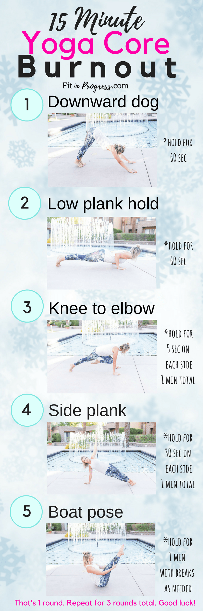 quick yoga workout