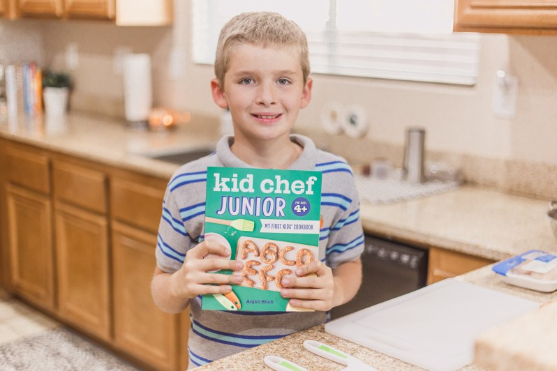 kid chef junior cookbook