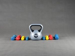 sport, gym, dumbbell