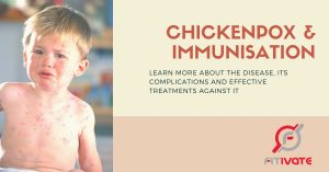 Chickenpox and immunisation