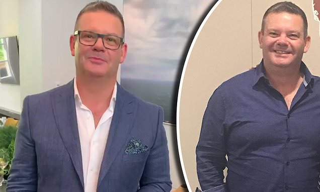 MasterChef's Gary Mehigan reveals he is at his 'lowest weight in years'