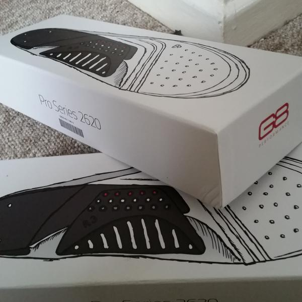 G8 2620 cycling insole