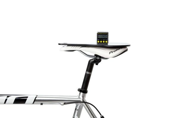 bicycle saddle angle tool