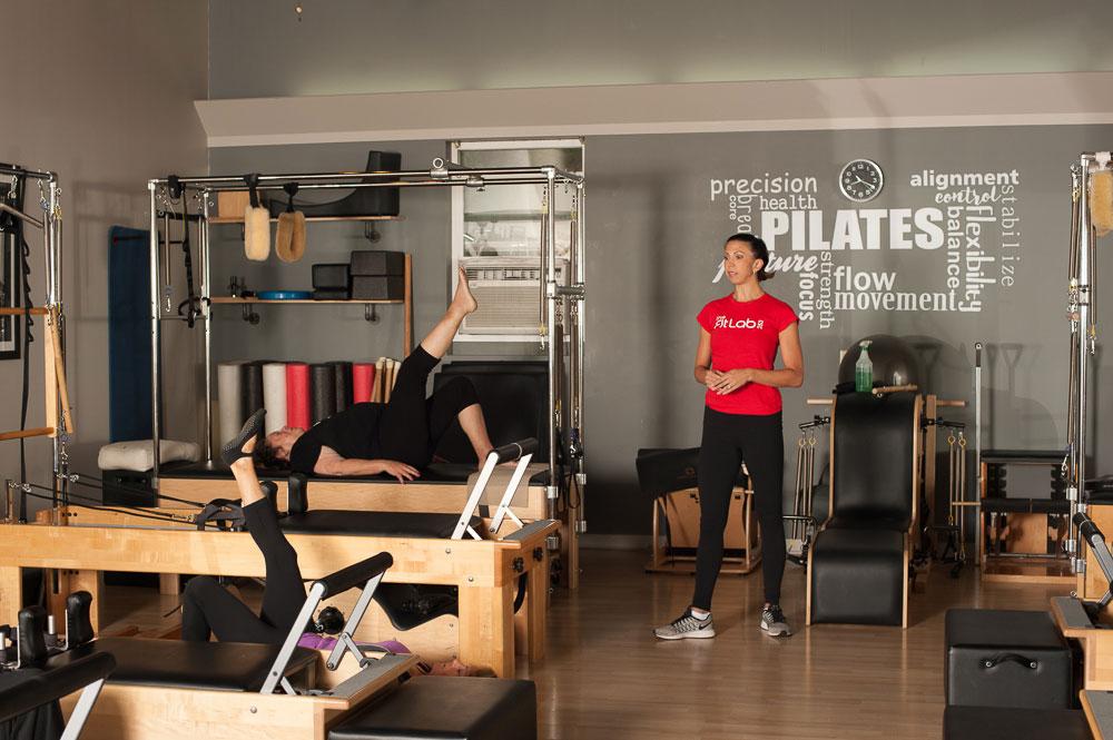 Private Pilates in Gig Harbor Washington