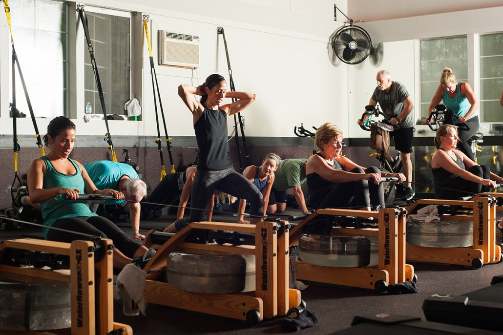Zone Class at Fit Lab in Gig Harbor Washington