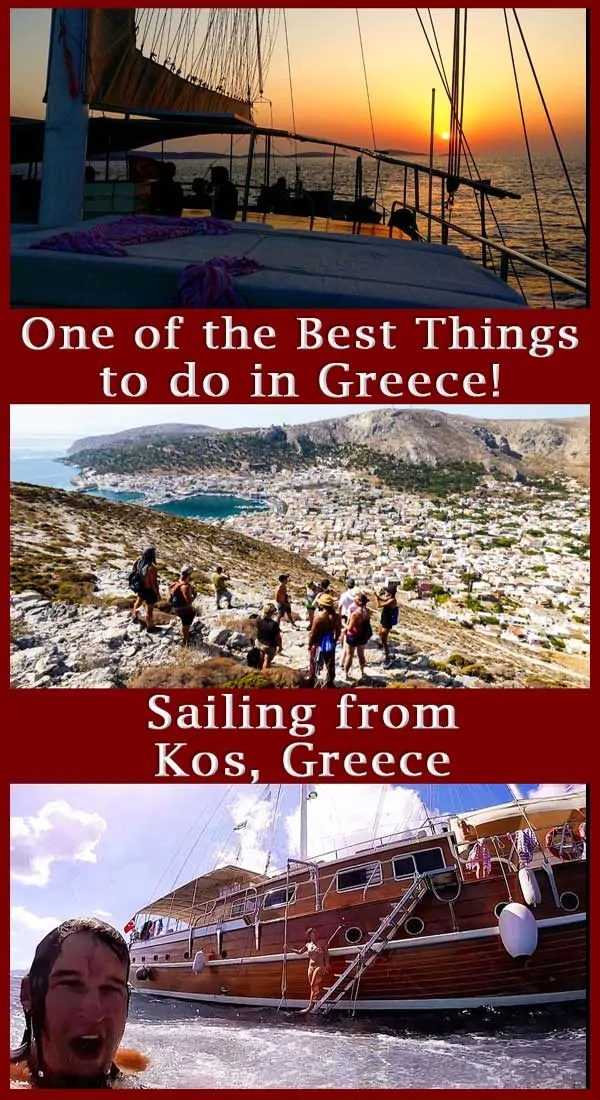 One of the Best things to do in Greece.