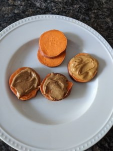 Sweet Potato and Nut Butter