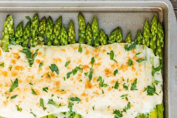 asparagus-gratin