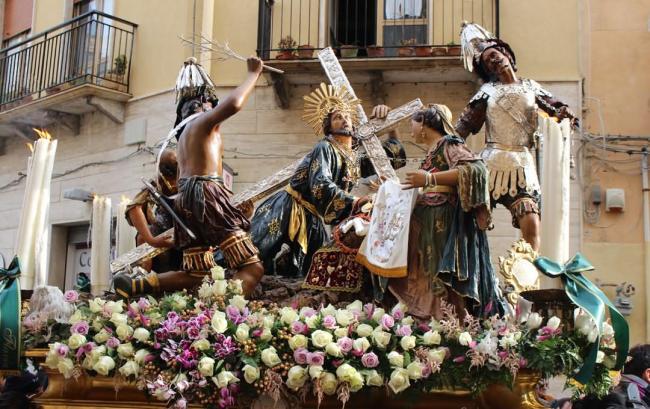 Tradizioni di Pasqua - Processione dei Misteri di Trapani