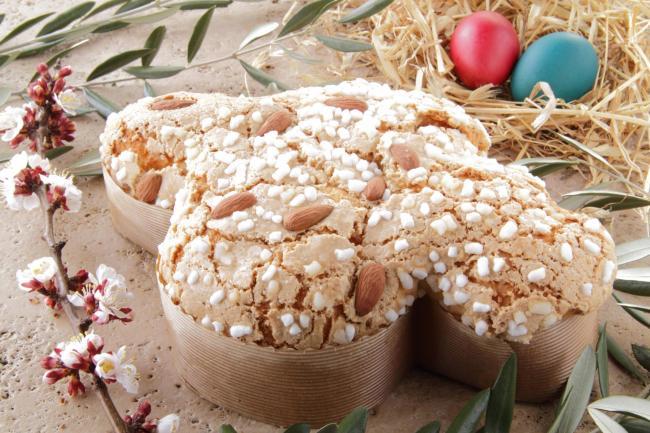 Tradizioni di Pasqua - La Colomba