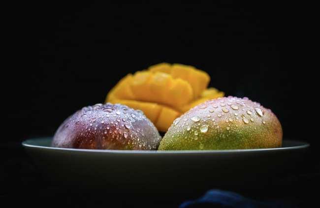buccia di mango