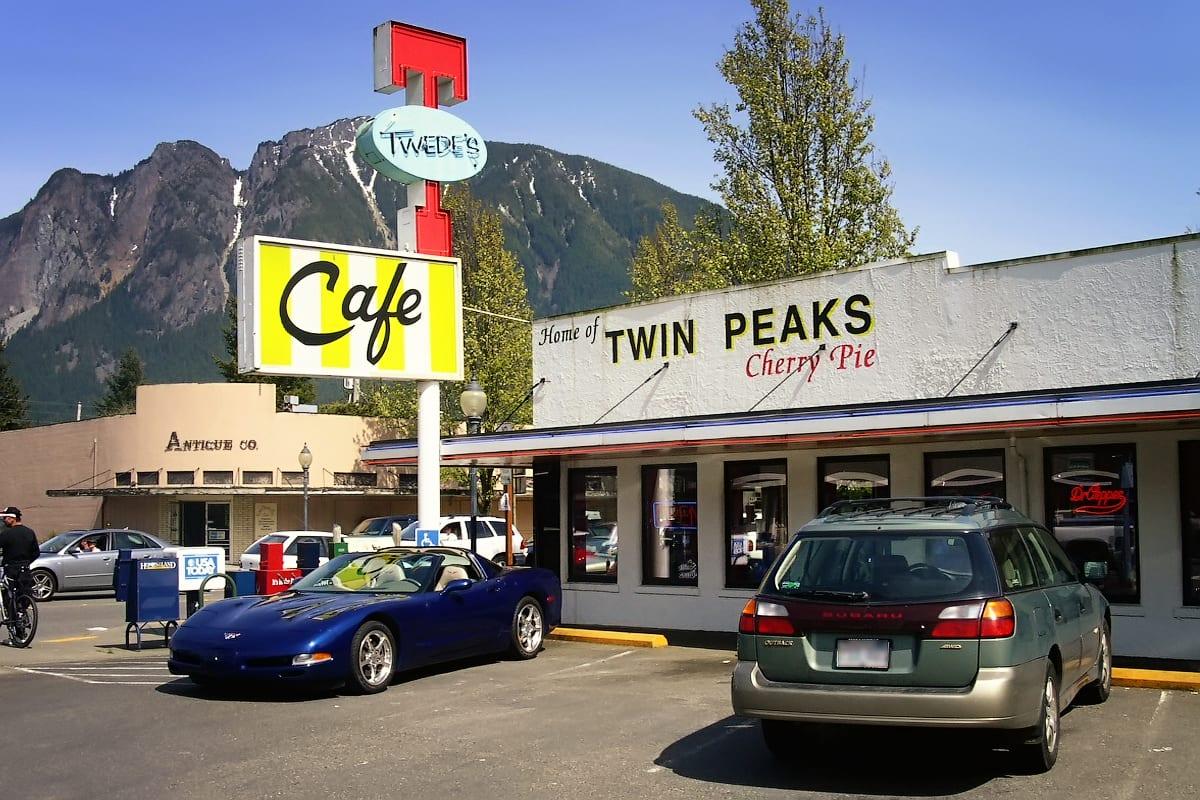 Twede's Cafe in North Bend