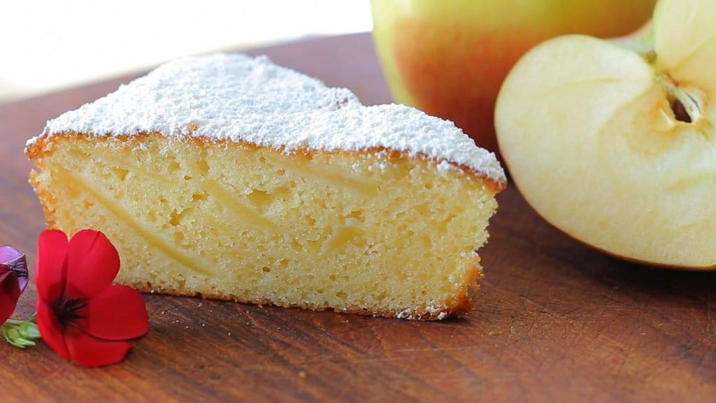 Torta di mele gluten free