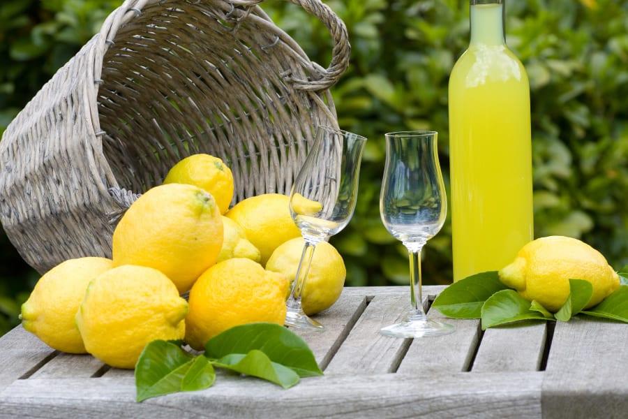 Limone e Limoncello