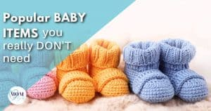 baby items you dont need