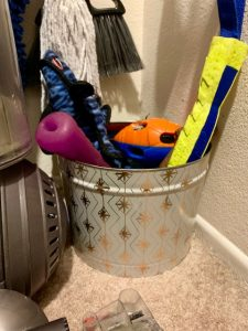keep your house clean and organized