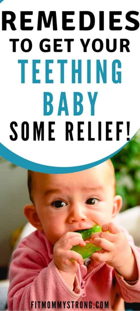 Remedies for teething baby that work!