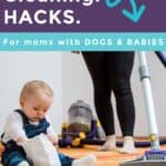 house cleaning hacks for mom