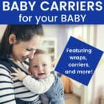 baby carriers for baby