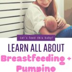 Learn how to breastfeed your baby