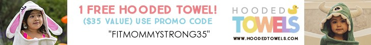 Free Hooded Towel for Baby