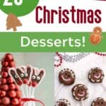 Kid Approved Christmas Desserts