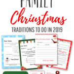 Fun Family Christmas Traditions to start in 2019