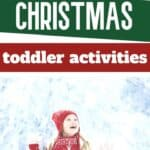 Fun Toddler Christmas Activities