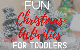 Fun Christmas Activities for Toddlers