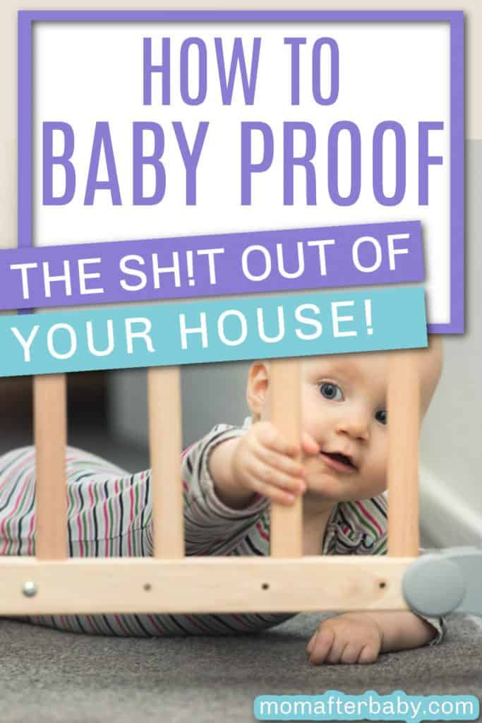 Affordable Baby Proofing Hacks for Babies & Toddlers