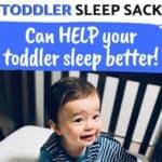 toddler sleep sack