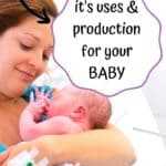 Understanding the benefits of colostrum at birth for your baby