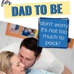 hospital bag for dad