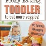 picky eating toddler