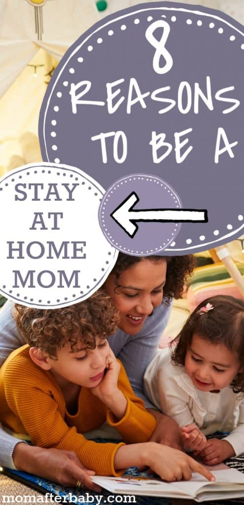Why being a Stay At Home Mom is Pretty Cool