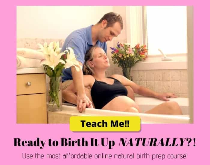 birth it up naturally