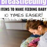 breastfeeding items for mom