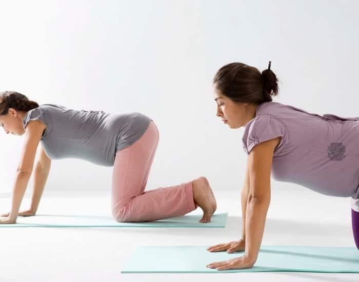 Childbirth class techniques