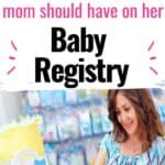 baby item must haves