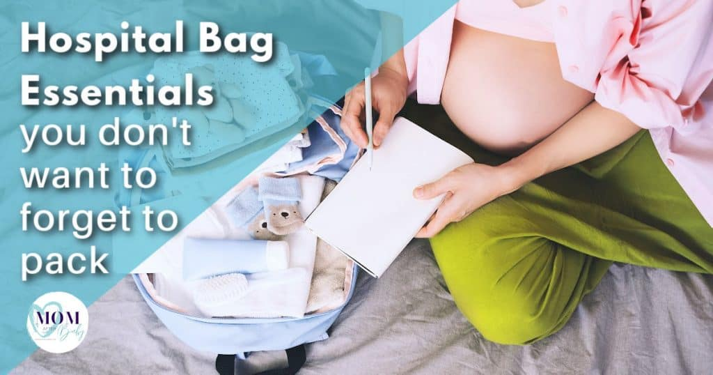 packing your hospital bag must haves