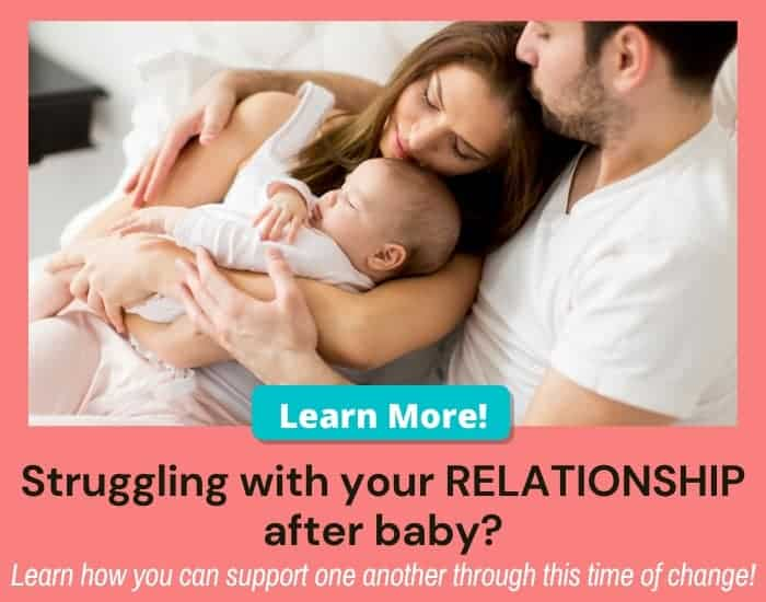 relationship after baby